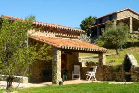 Libertad, Preciosa casa de piedra en plena Naturaleza