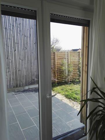 Maison avec jardin exposée sud - Sainte-Luce-sur-Loire
