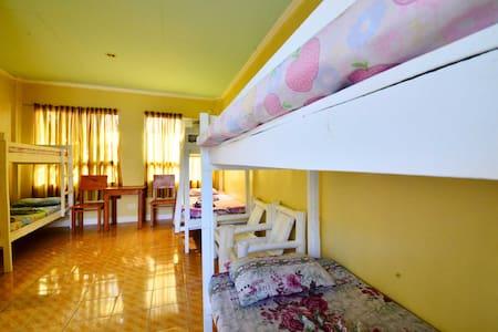 LA FUSION APARTELLE - DORM ROOM - Sibulan - Dům pro hosty