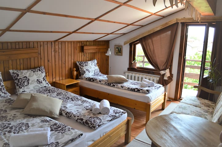 Cozy Double Room * Sema Guest House * Bansko