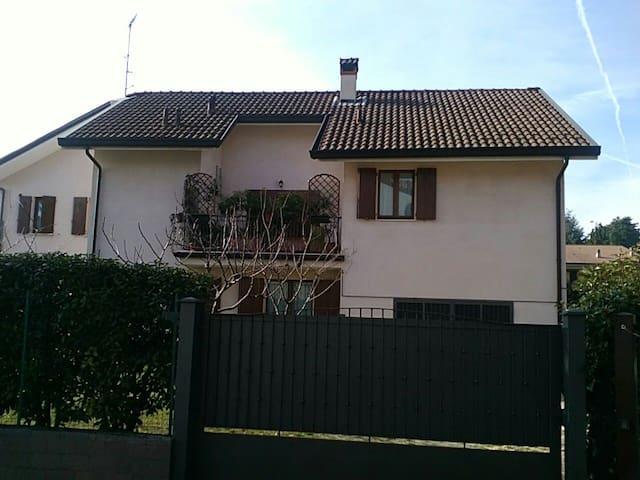 Accogliente casa in stile classico - Vedano al Lambro - Apartamento