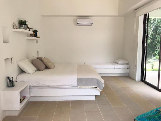 Habitación 3 con Baño privado