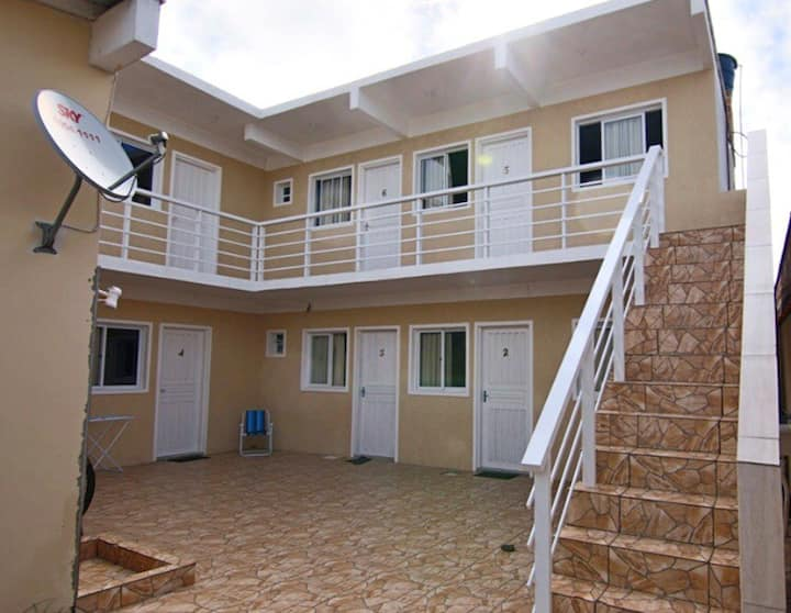 Residencial Reis ( apt de 25 m2 )