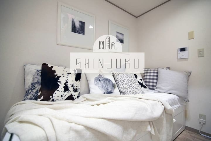 6Mins to Shinjuku! Cozy house in Nakano! B1 - Nakano-ku - Apartment