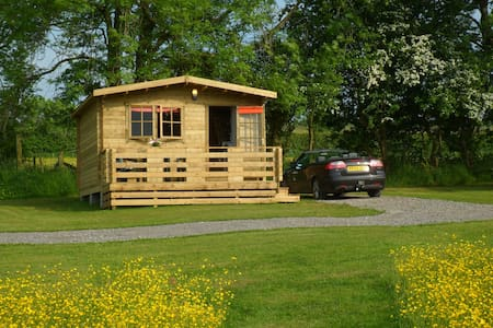 Glamping Cabin 1 - Brocklebank