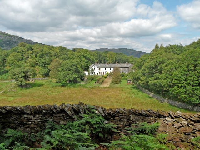 Acorn Cottage between Coniston and Little Langdale