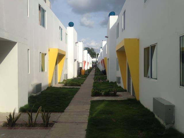 Hermosas casas amobladas