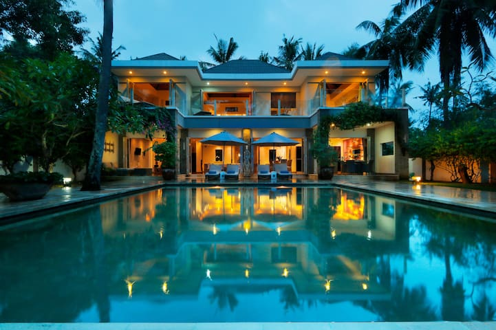 -25% CHINESE NY SPECIAL PROMO, Villa 5 min from a secret white sand beach