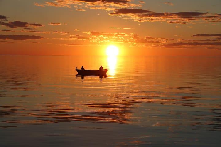 Gîte du pêcheur