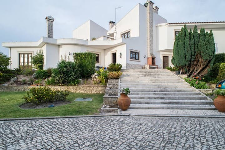 Charming Family House - Caldas da Rainha