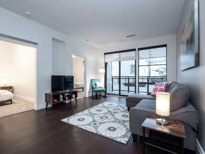 Luxury Condo in the Heart of Little Italy #204
