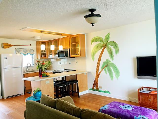 Kailua Village Apartment - Kailua-Kona - Apartamento