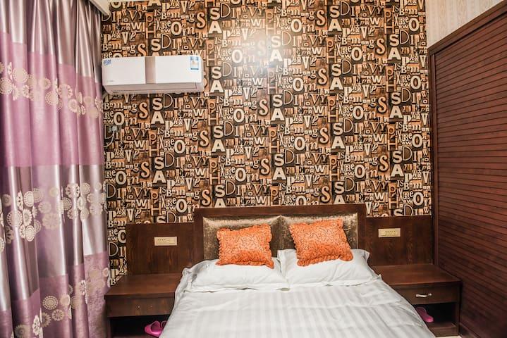 """乌镇鸳鸯阁""""全乌镇游玩包专车接送1.5米大床房 - Jiaxing - Apartment"""