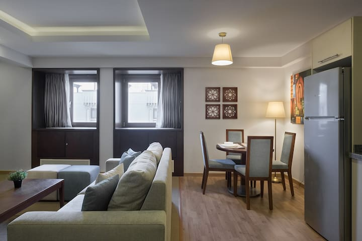 Lemon Spaces Newly Renovated 1 Bedroom in Zamalek