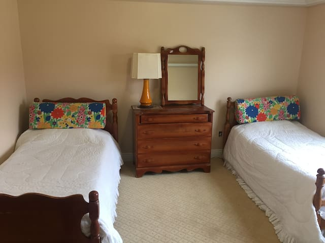 2x Twin Beds in Great Falls near IAD and Metro - Great Falls - Dom