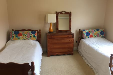 2x Twin Beds in Great Falls near IAD and Metro - Great Falls
