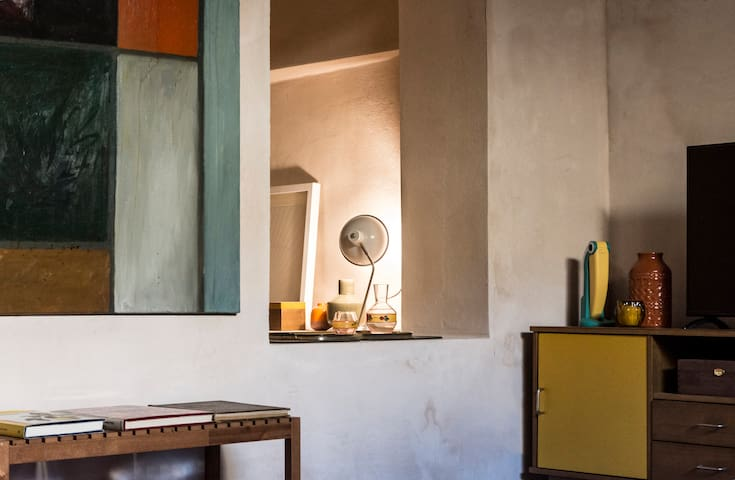 Ade Vintage Studio, charming studio in Old Town
