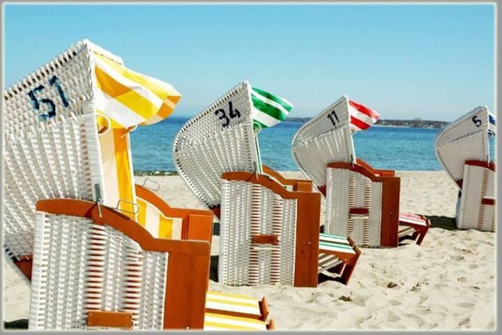 Seaside-Strandhotel mit Terrasse 12