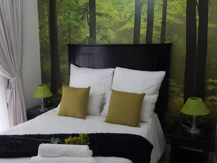 Deluxe Double Rooms