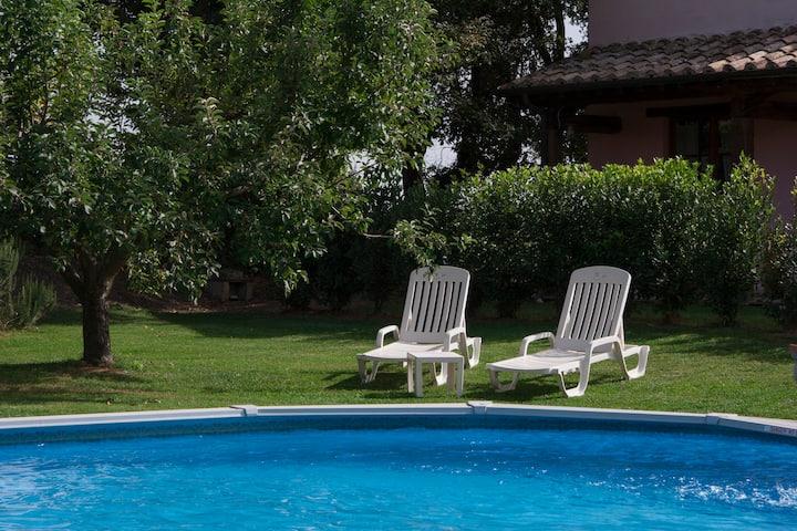 Il Ciliegio - casa due camere con piscina