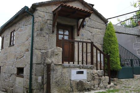 Casa Rustica no Gerês T-1 - Ponte da Barca - Huis