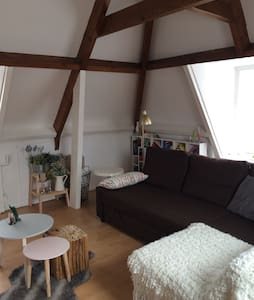 Authentiek centraal appartment in monumentaal pand - 's-Hertogenbosch - Townhouse - 2