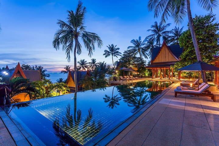 Amanpuri Villa - 6 Bedroom Ocean