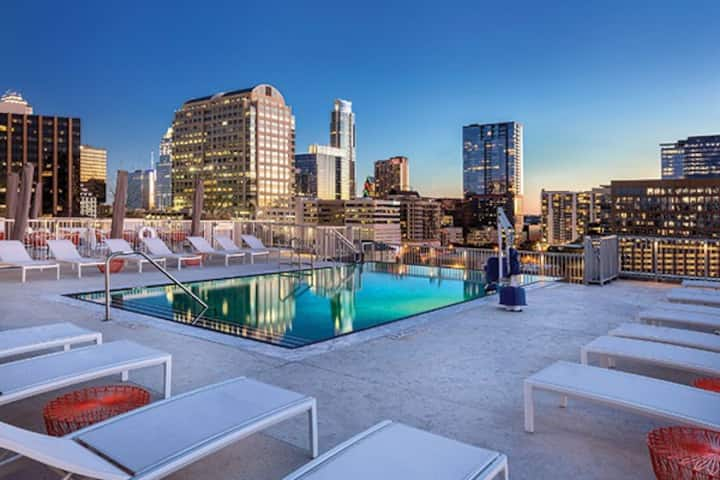 Wyndham Austin-1, 2 bdrm Suites INQUIRY ONLY