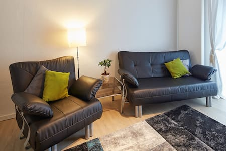CENTRAL VILLA (room): free parking,wifi - Stuttgart