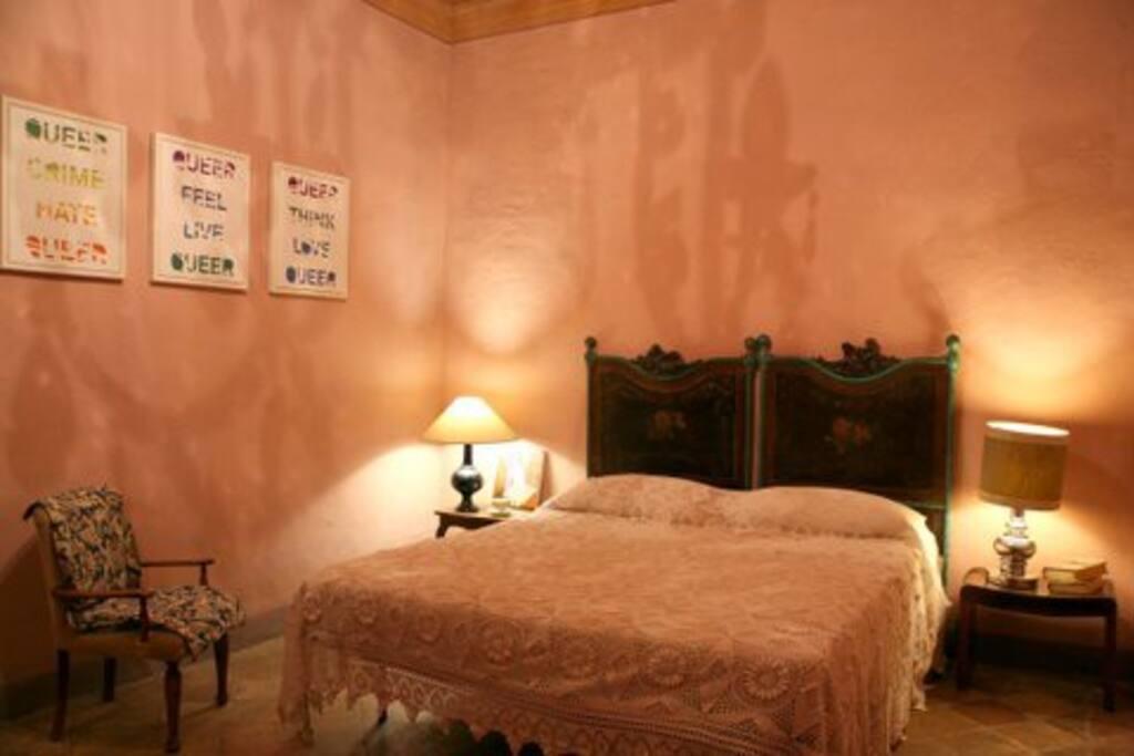 stanza rosa