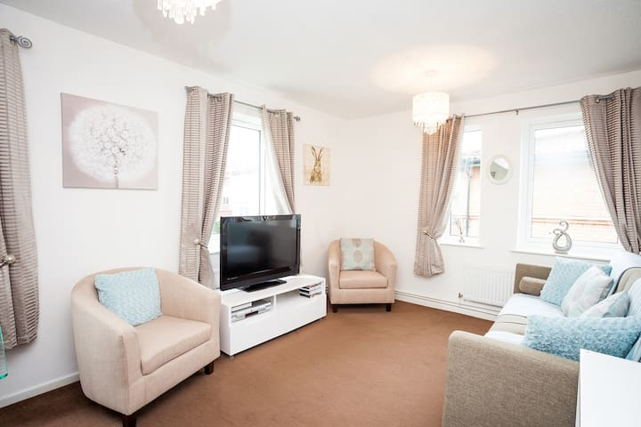 MK SHORT STAYS - Central - Milton Keynes - Apartamento