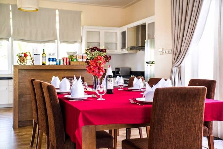 Comfy LuxHomes Villa Sea view