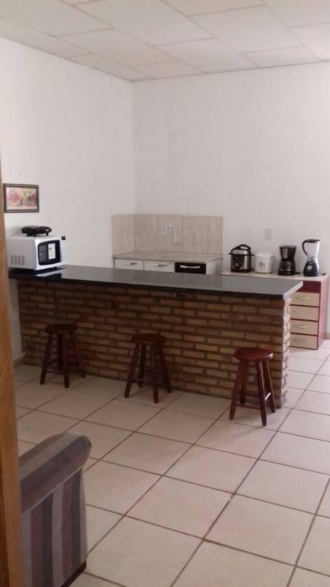 Apartamento alojamento mobiliado para temporada n6