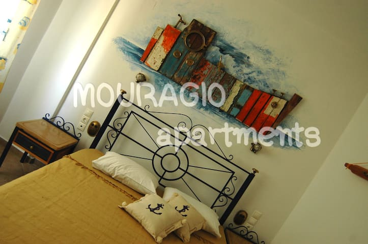Mouragiou Apartment mit 1 Schlafzimmer - Georgioupoli - อพาร์ทเมนท์