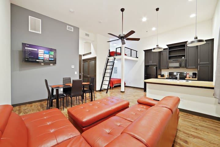 Loft Style Living in Downtown Tampa #206