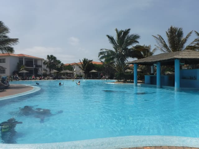 Melia Tortuga ground floor pool side 2-bed apt