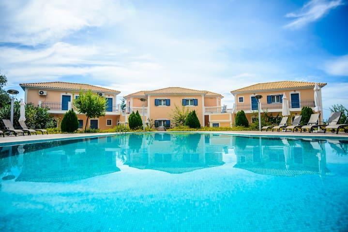 Casa Di Luna Apartments - Kefallonia - Daire