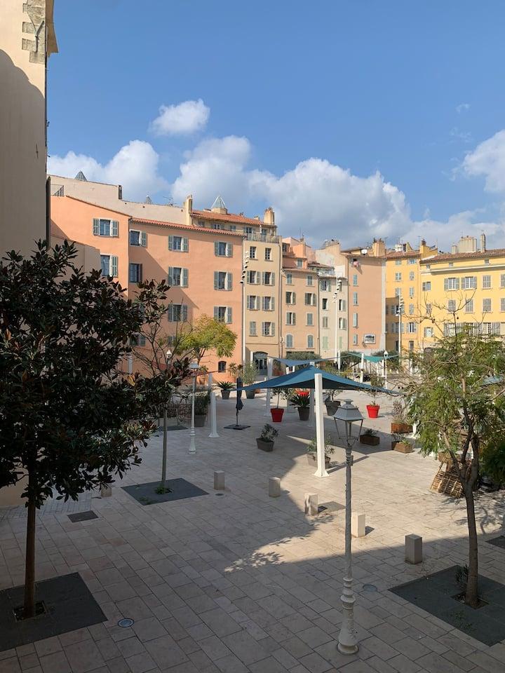 Studio cosy port de Toulon