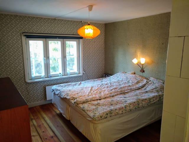 Övre stora sovrummet