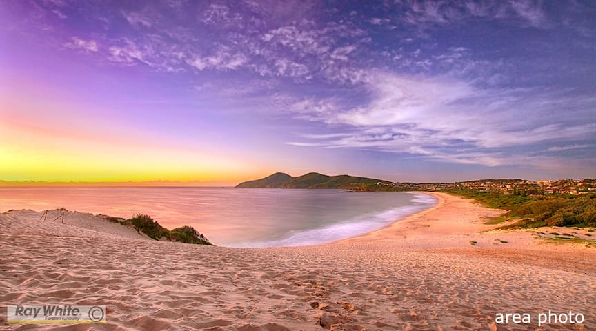 Pacific Panorama - Forster - Dom