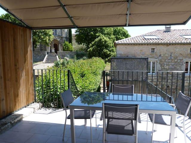 Gite de caractère 6 personnes (Ardèche) - Berrias-et-Casteljau - Appartement