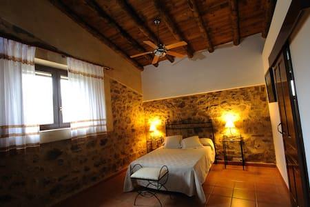 Casa Ruraal Las Gamitas Habitacion 6 - Almoharín