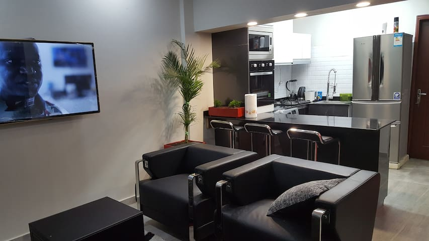 Lothars 2 bedroom furnished apartment
