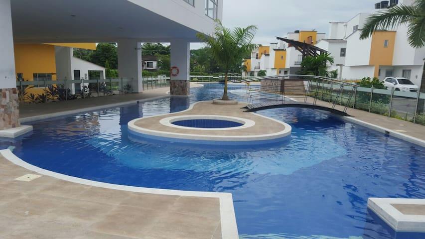 Apartamento Nuevo Condominio ! New apt in Condo! - Villavicencio - Leilighet