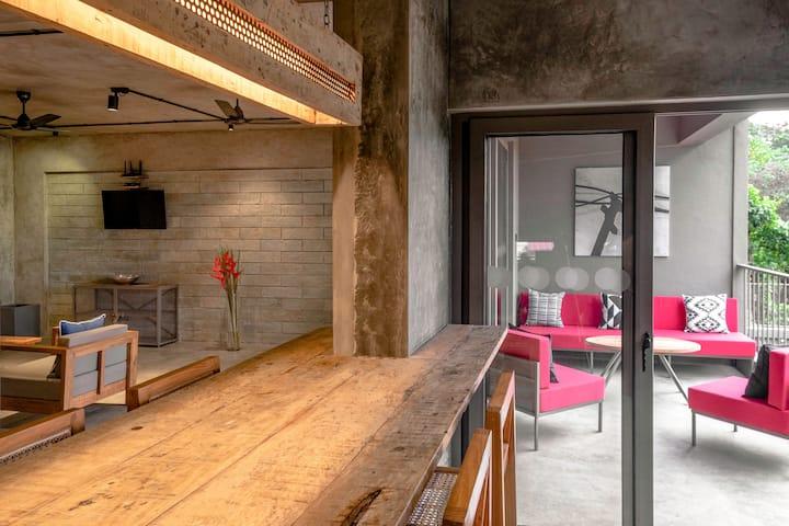 Splendid 2 Bedroom Apartment in Nerul with Pool