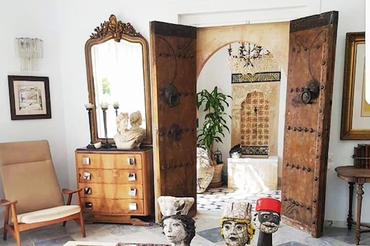 Maison de style orientale Dar Dzaier.