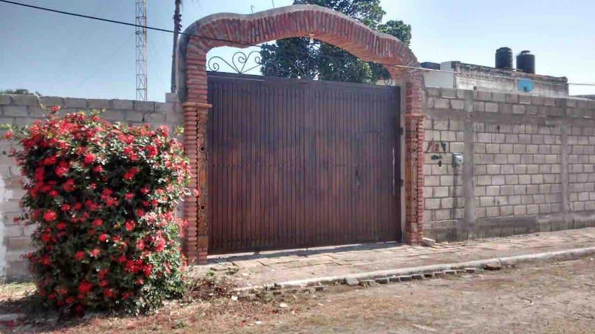 Casa Vacacional c/alberca Rincon de Guayabitos Nay