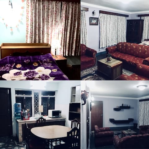 1BHK flat..Home away from Home ( Homely feeling )