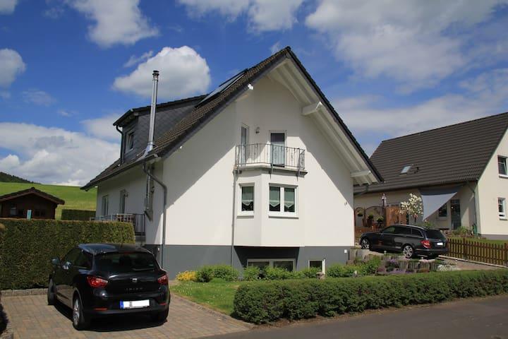 """Ferienwohnung """"Am Siegsteig"""" - Windeck - Apartamento"""