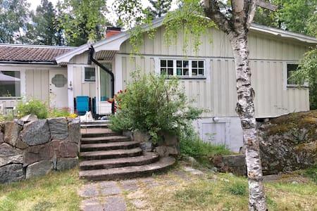Boende med närhet till strand i Lindersvik